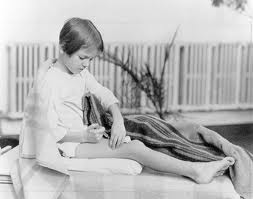 Girl with Early Insulin